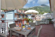 apartment with terrace in Minori
